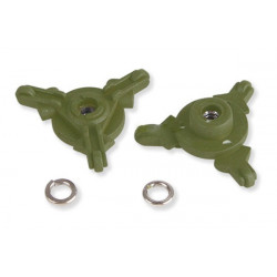 Propellers decorative parts