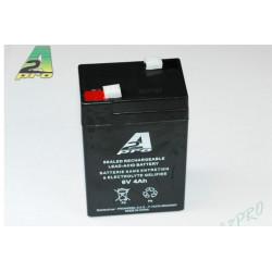 Batterie 6V - 4Ah (106040)