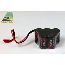 Pack Rx W 6.0V/EP-1600UV BEC (5150W)