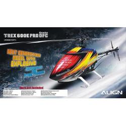 T-REX 600E PRO DFC Combo (RH60E10XT)