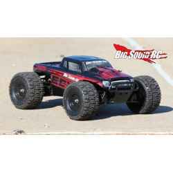Ruckus 1:10 4wd Monster Truck Brushed Waterproof RTR (ECX03012I)