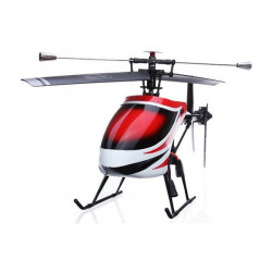 MJX Helicoptere F649 2,4Ghz RTF Red (F649)