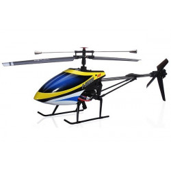 MJX Helicoptere F649 2,4Ghz RTF Yellow (F649)