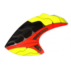 Canopy LOGO 800 XXtreme, neon red-yellow (04612)