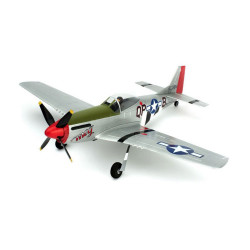 Parkzone Ultra-Micro P-51D Mustang BNF with AS3X (PKZU2480)