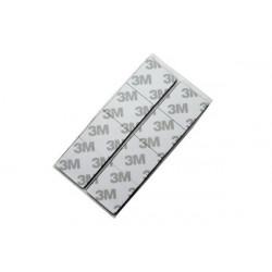 Scotch 3M double Sides Tape 25mm x 25mm x 8pcs (HA7000)