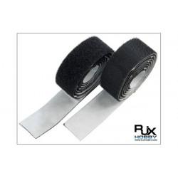 Velcro 3M hook and loop tape 1m x 1m x 25mm Width (HA7001)