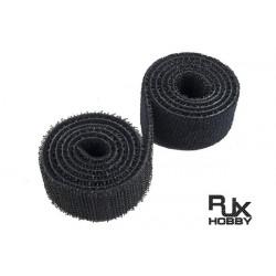 Hook and loop fastening tape BLACK (HA7002BK)