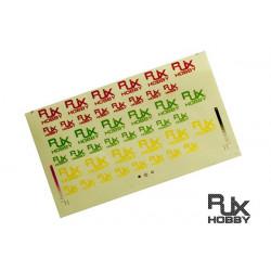 RJX Balance Sticker (RJX01)