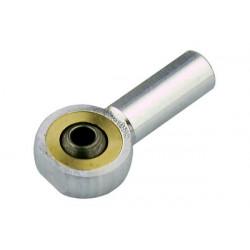 Articulation sphérique M3 aluminium (701022)