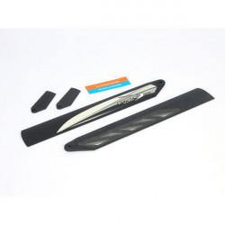 Carbon Fiber Reinforced polymer Main & Tail Blade- B130X