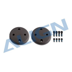 Multicopter Main Rotor Cover- Black (M480017XAT)