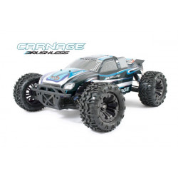 FTX CARNAGE 1/10 BRUSHLESS TRUCK 4WD RTR W/LIPO & CHARGER (FTX5543)
