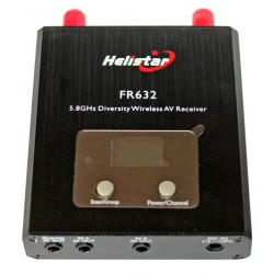 5.8GHz 32CH Duo Diversity Receiver