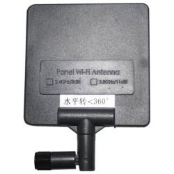 5.8G 11db Panel antenna(SMA plug)