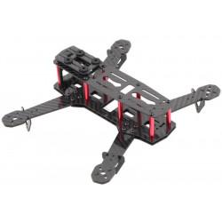 Mini H250 Carbon Fiber Quadcopter Frame Kit for FPV