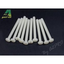 Vis TCL nylon 5x50mm (10 pcs) (25550)