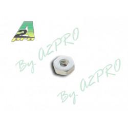Ecrou acier M1,6 (300116)