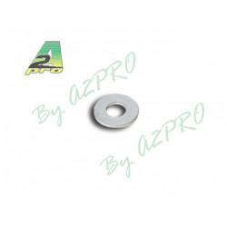 Rondelle acier 1,6mm (301116)