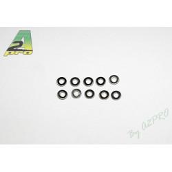 Rondelle Inox 2.5mm (301125)