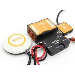 DJI Controleur de Vol NAZA MULTI ROTOR Combo NAZA-M V2 avec GPS V2