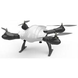 Sky Hero LITTLE SPYDER 450mm Ready Kit (moteurs/ESC/hélices) + valise ALU