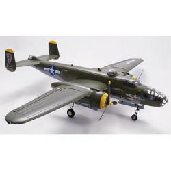 HC Hobby B-25 Mitchell - 5Ch - Large Scale 1355mm - ARF (C-B25)