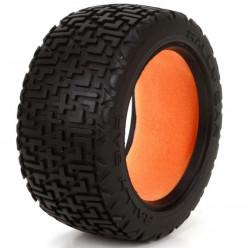 Tires w/Foam (2): TEN-Rally-X (LOS43001)