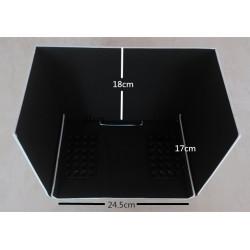 10 inch Sunshade for DJI Inspire 1 with iPad Air