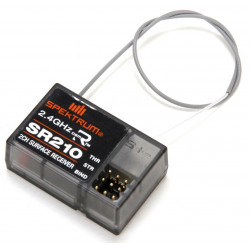 Récepteur SR210 2 voies DSMR (SPMSR210)