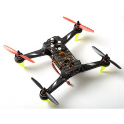 Quadricopter Racer S250 BNF (KK controler+esc+moteur+satellite) (SPX-81010)