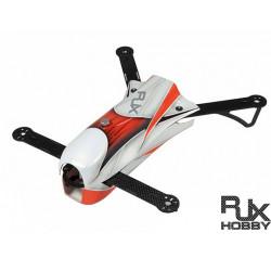 RJX CAOS330 RACE QUADCOPTER (Orange) (C330O)
