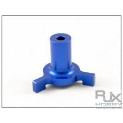 RJX Swashplate Leveler (3.5mm) Blue (T6012BLU)