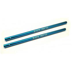 Aluminium Tail Boom -B180CFX (Blue, 2 pcs)