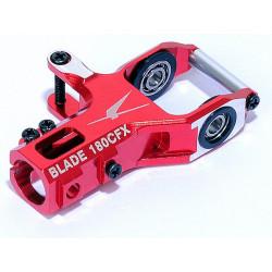 Aluminium Tail Gear Box - B180CFX (Red)