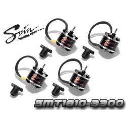 Spin Brushless Out-Run Motor 3300kv (18D x 9H mm) -200QX