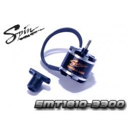 Spin Brushless Motor 3300kv (18D x 9H mm) -200QX (1 pcs, Reverse)