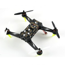 Quadricopter Racer S250 BNF CC3D controler+esc+moteur+satellite) (SPX-81009)