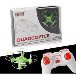 Nano Quadcopter CX023 2.4Ghz Vert
