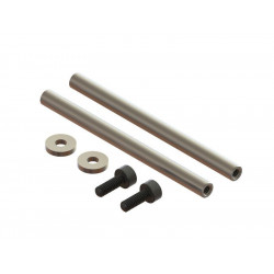 OXY3 - Carbon Steel Spindle Shaft, 2PC (SP-OXY3-003)