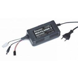 Chargeur Nimh MULTILADER 3 JST/TX/RXBEC