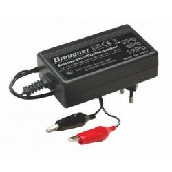 Chargeur automatique Batterie au Plomb 2/6/12 Pb 1A 120-2
