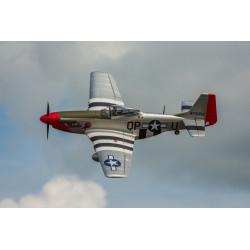 E-Flite P-51D Mustang 1.2m BNF Basic (EFL8250)