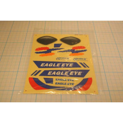 Eagle Eye Sticker