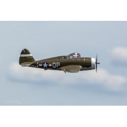 E-flite UMX P-47 BL BNF Basic (EFLU3250)