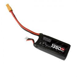 Vcanz Power 45C 1350mah 11.1V 3S Batterie lipo