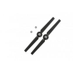 Hélice Propeller / Rotor Blade A, Clockwise Rotation (2pcs): Q500 4K