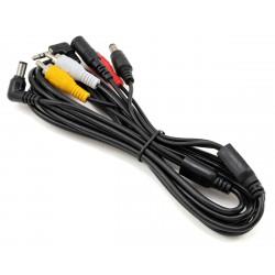 Câble AV universel avec alimentation (FSV2001)