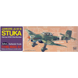 STUKA JU-87B