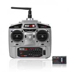 RADIO 4V MHD4S 2,4 GHz Mode 1